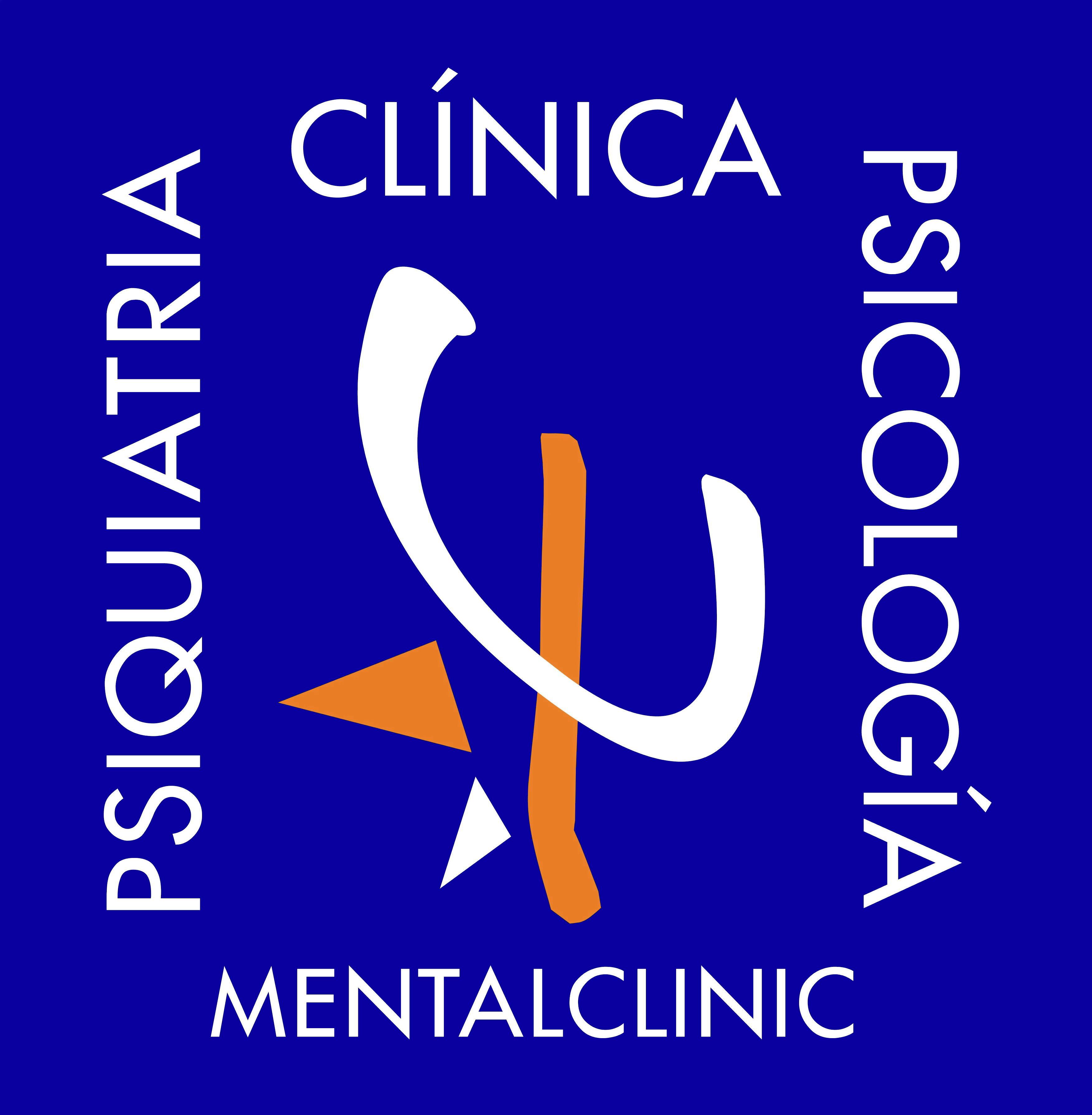 logo clinica azul